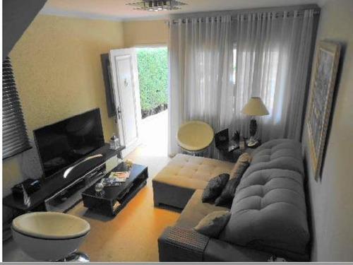 Sobrado Em Condomínio Para Venda Em São Paulo, Butantã, 3 Dormitórios, 1 Suíte, 2 Banheiros, 2 Vagas - So0692_1-1367627