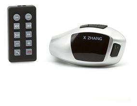 Transmissor Veícular X6 Adaptador Bluetooth Música Fm Remoto