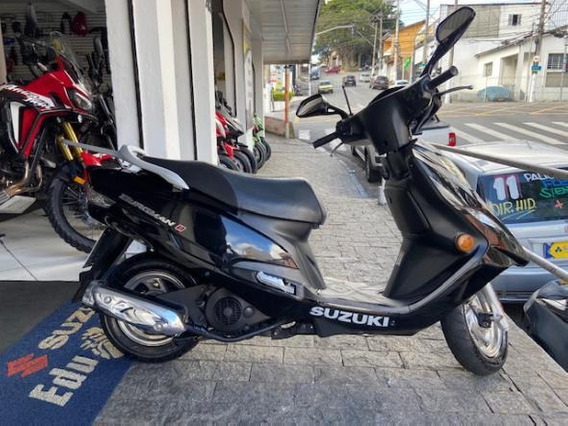 Suzuki Burgman 125i 2012