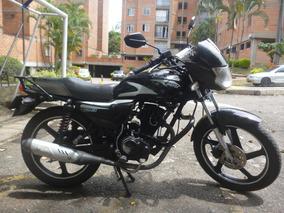 Akt 125 Sl, Modelo 2013, Traspaso Incluido, Recibo Moto
