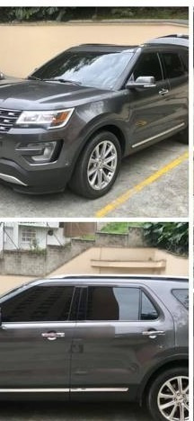 Ford Explorer Limited New Edition