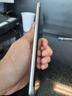 Samsung S7 Edge Prata