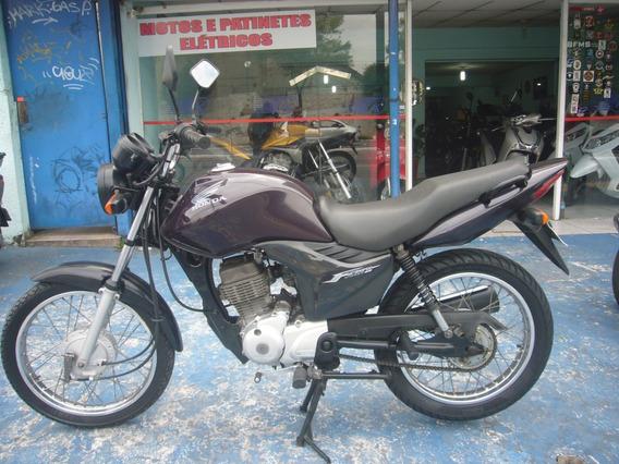 Honda Cg 125 Fan Es Ano 2011 R$ 5.799 Troca Financia