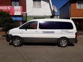 Minibus Jac Refine 1,9 Año 2013 Diesel Con Turbo