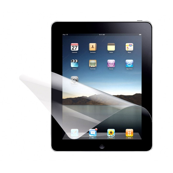 Película Protetora Para Tela De iPad Vivitar   V10893