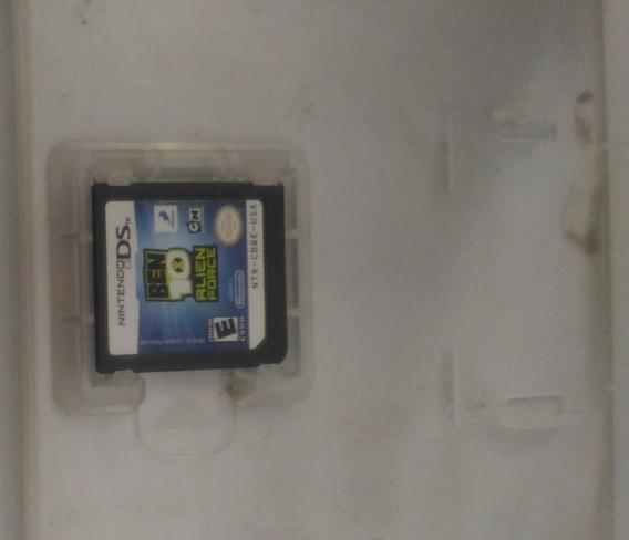 Jogo - Ben 10 - Nintendo Ds