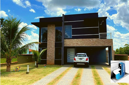 Magnífico Sobrado A Venda No Extraordináro Condomínio Ninho Verde I Eco Residence !!! - 1313