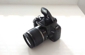 Câmera Canon Rebel Eos T1i Ou 500d