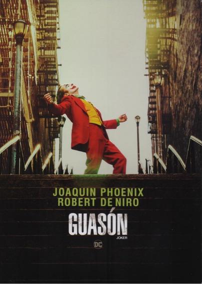 Joker Guason Dc Joaquin Phoenix Pelicula Dvd