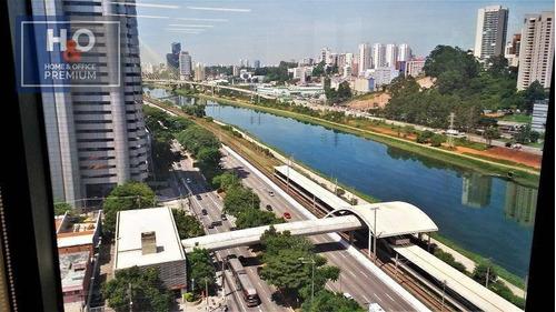 Conjunto Para Alugar, 254 M² - Chácara Santo Antônio (zona Sul) - São Paulo/sp - Cj0095