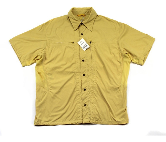 Camisa Para Caballero, Tipo Pesca , Hard Wear, T: L