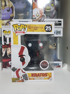 Funko Pop Kratos Gamestop Exclusive N°25 - God Of War