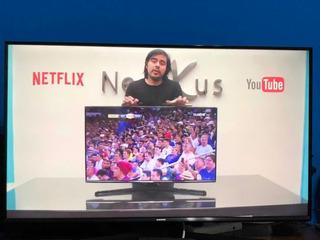 Tv Samsung Un40j5300 Impecable Poco Uso