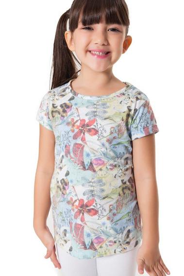 Camiseta Jardim Reserva Mini