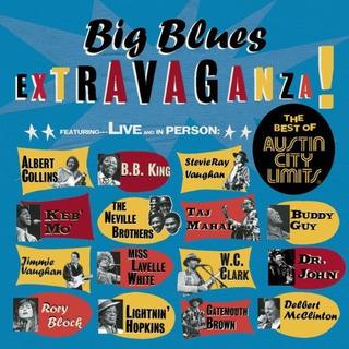 Cd Big Blues Extravaganza.