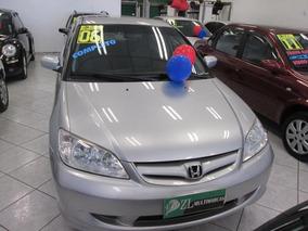 Honda Civic Sedan Lx 1.7 16v 115cv Mec. 4p 2006