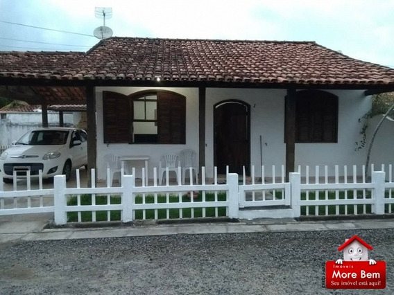 Ótima Casa, 2q, Em Cond., Balneário, S.pedro Da Aldeia, Rj - Cs-1094