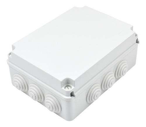 Imagen 1 de 1 de Gabinete Derivación Pvc 12 Entr. 300x220x120mm Exterior Ip55