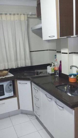 Cobertura Residencial À Venda, Osvaldo Cruz, São Caetano Do Sul. - Co0933