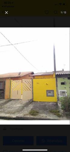 Imagem 1 de 10 de Casa Nova A Venda Em Mongaguá -jussara Ref-728
