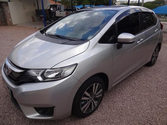 Honda Fit Ex 1.5 Aut. Cvt 2015