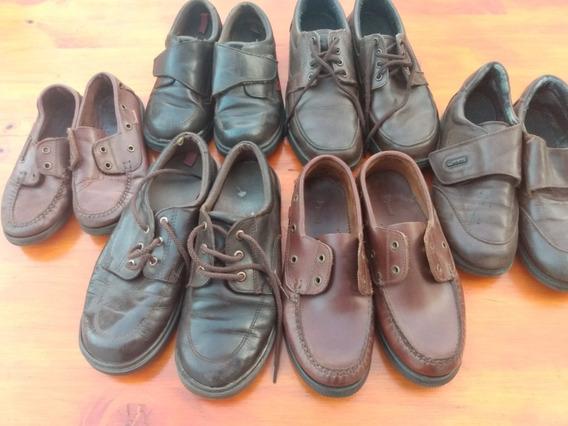 Zapatos Escolares Marcel, Plumitas,kickers Y Goffo