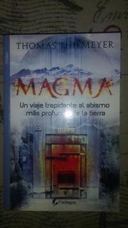 Magma - Thomas Thiemeyer (mejor Precio)