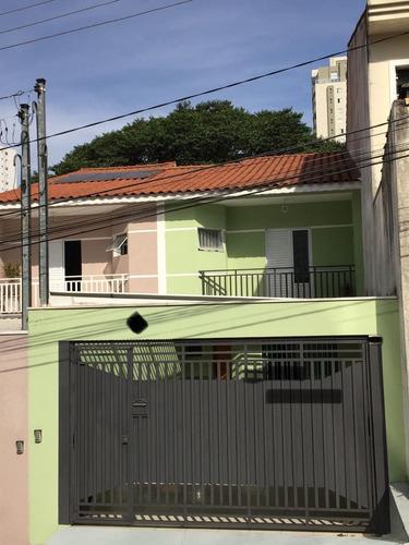 Imagem 1 de 25 de Sobrado À Venda, 3 Quartos, 3 Suítes, 4 Vagas, Baeta Neves - São Bernardo Do Campo/sp - 55104