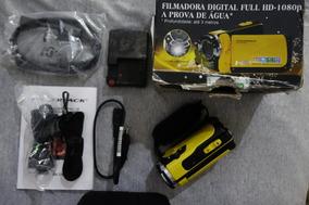 Filmadora Powerpack Dcr-wp1200 A Prova D