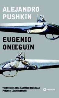 Eugenio Onieguin, Alexander Pushkin, Ed. Corregidor