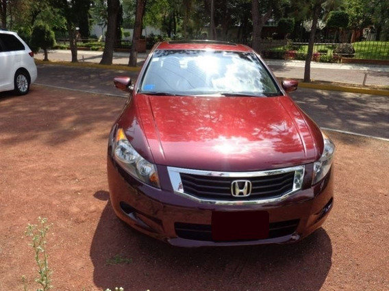 Honda Accord Ex V6 2.4 At