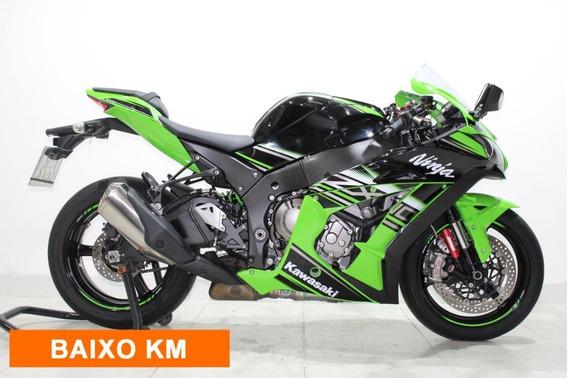 Kawasaki Ninja Zx 10r Abs 2017 Verde