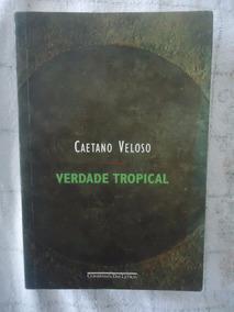 Livro Verdade Tropical - Caetano Veloso