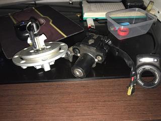 Chaveiro Hornet cb600f 08/10