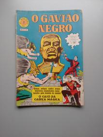 Gibi Hq Álbum Aí Mocinho 2 O Galvão Negro Ebal