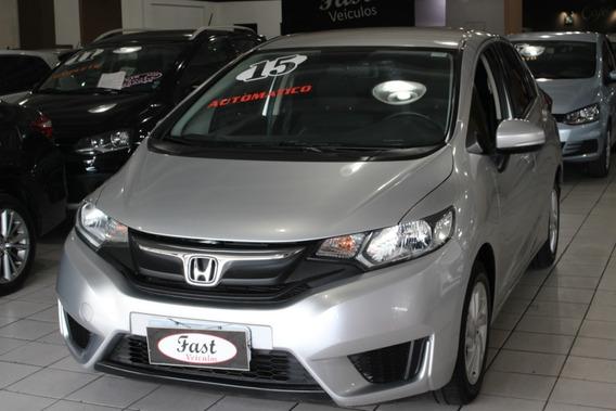 Honda Fit 1.5 Lx Flexone 2015