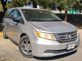Honda Odyssey Sin Definir 5p Exl V6/3.5 Aut
