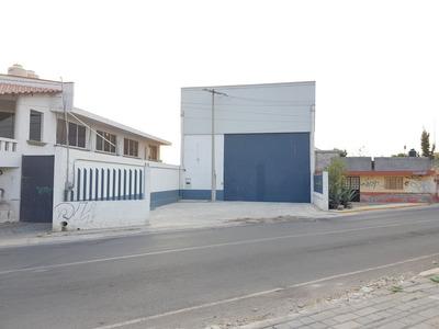 Bodega En Renta En San Andres Cholula (cacalotepec)