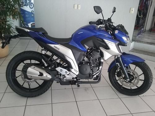 Yamaha Fz 25 Abs 2021 0km Fazer 250 Azul