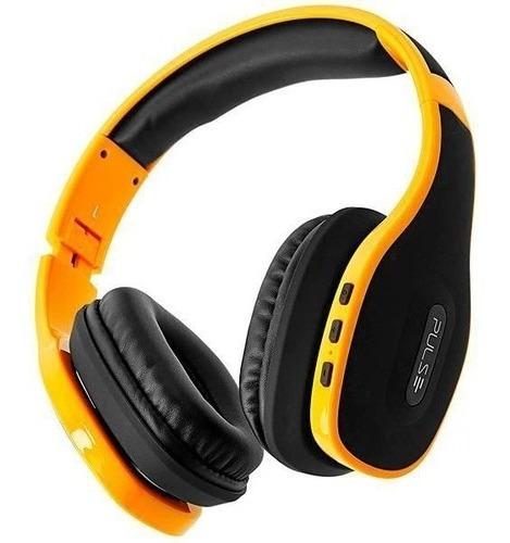 Headphone Pulse Multilaser Bluetooth Amarelo-ph151 Original