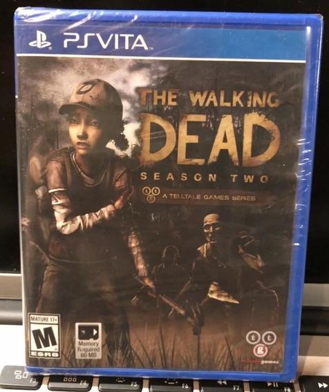 The Walking Dead Season Two - Ps Vita