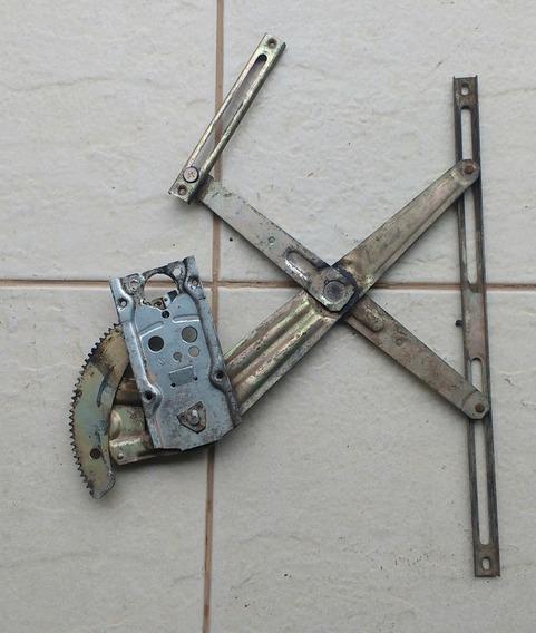 Maquina De Vidro Dianteiro Dianteira L200 2002 03 04 05 2006