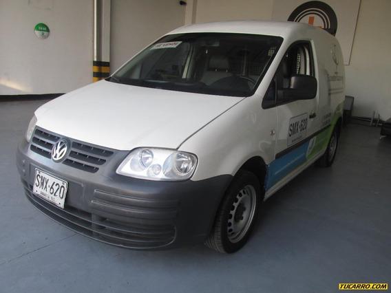 Volkswagen Caddy 1.6 Mt