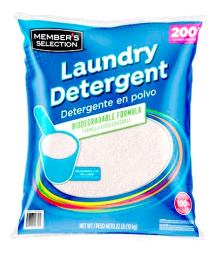 Imagen 1 de 2 de Detergente Multiuso Members 22 Libras I - L a $3023