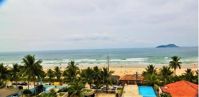 Apartamento Residencial À Venda, Praia Do Tombo, Guarujá. - Codigo: Ap3100 - Ap3100