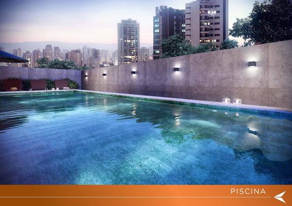 Apartamento - Alto Padrão, Para Venda Em São Paulo/sp - Ap226 Campo Belo