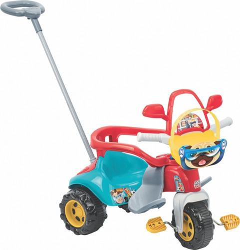 Triciclo Motoca Infantil Tico Tico Zoom C/cesta Magic 2710l