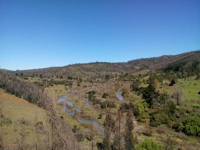Parcelacion Ecológica Valle Escondido Cauquenes / Quirihue
