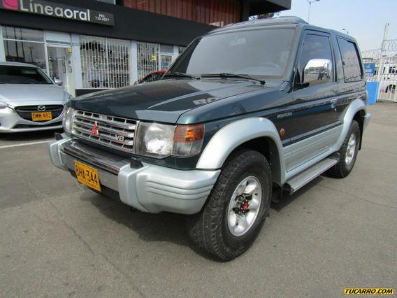 Mitsubishi Montero Importado