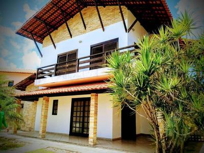 Casa Com 3 Dormitórios À Venda, 275 M² Por R$ 980.000 - Altiplano Cabo Branco - João Pessoa/pb - Cod Ca0135 - Ca0135